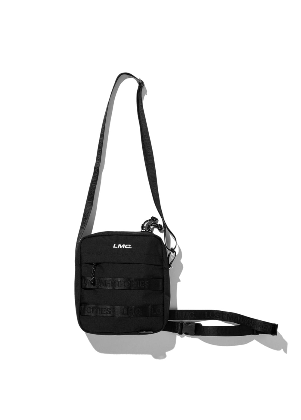 LMC SYSTEM MINI SHOULDER BAG black