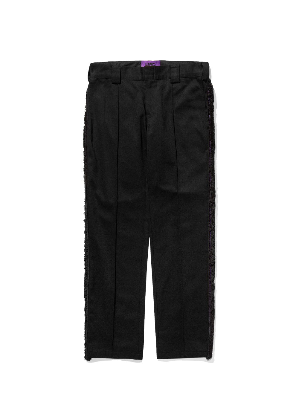 LMC x FUZZ MARCHING BAND PANTS black
