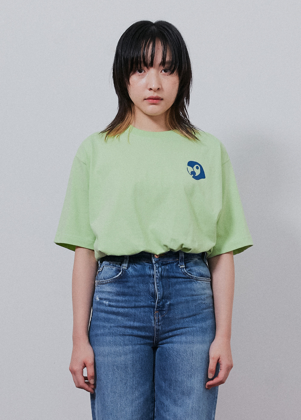 KANCO LOGO TEE green