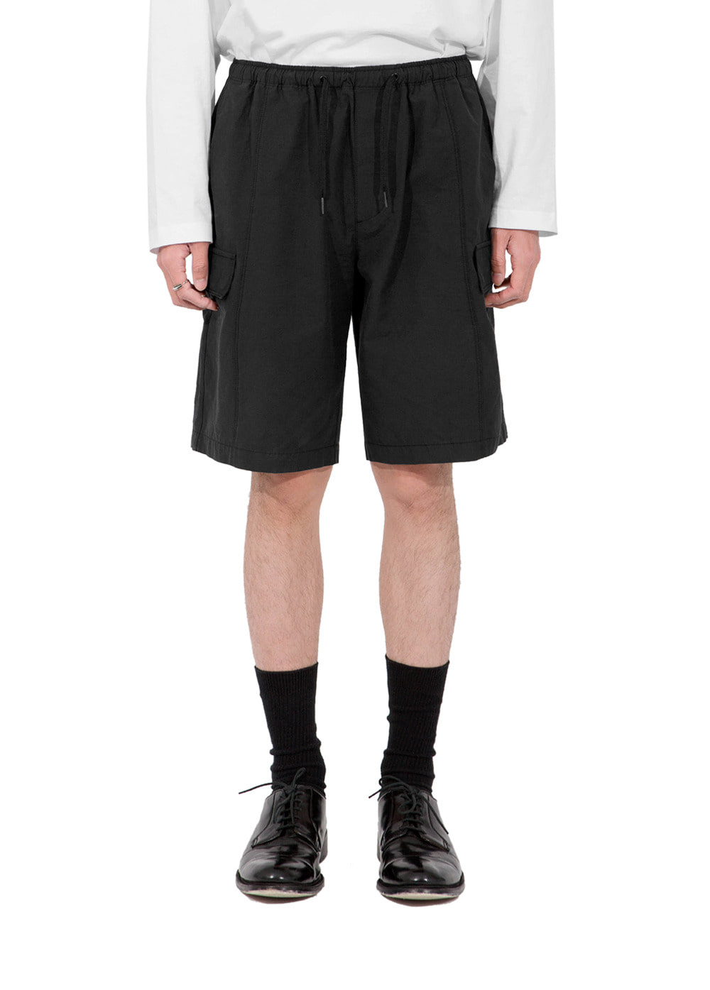 EASY CARGO SHORTS black