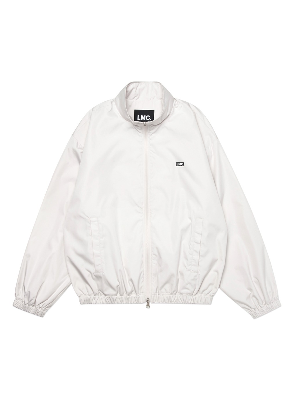 LMC IDEAL TRACK JACKET cream
