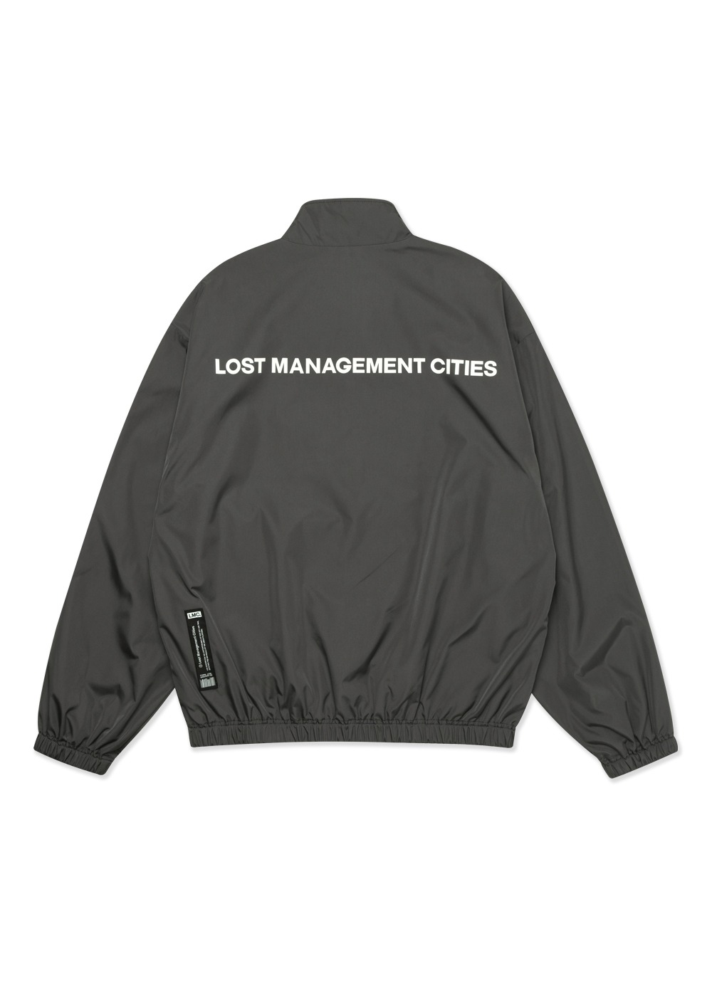 LMC IDEAL TRACK JACKET gray