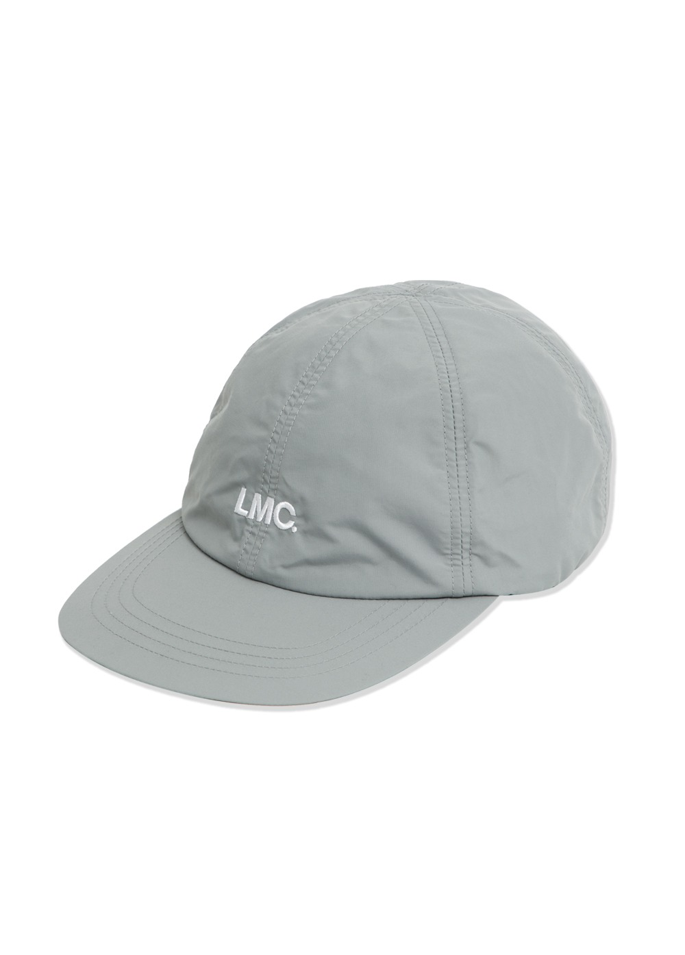 LMC NYLON OG 6 PANEL CAP gray