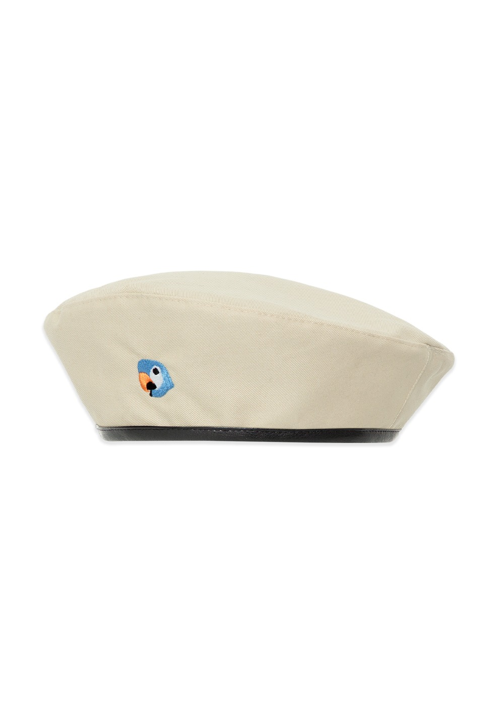 KANCO COTTON BERET ivory