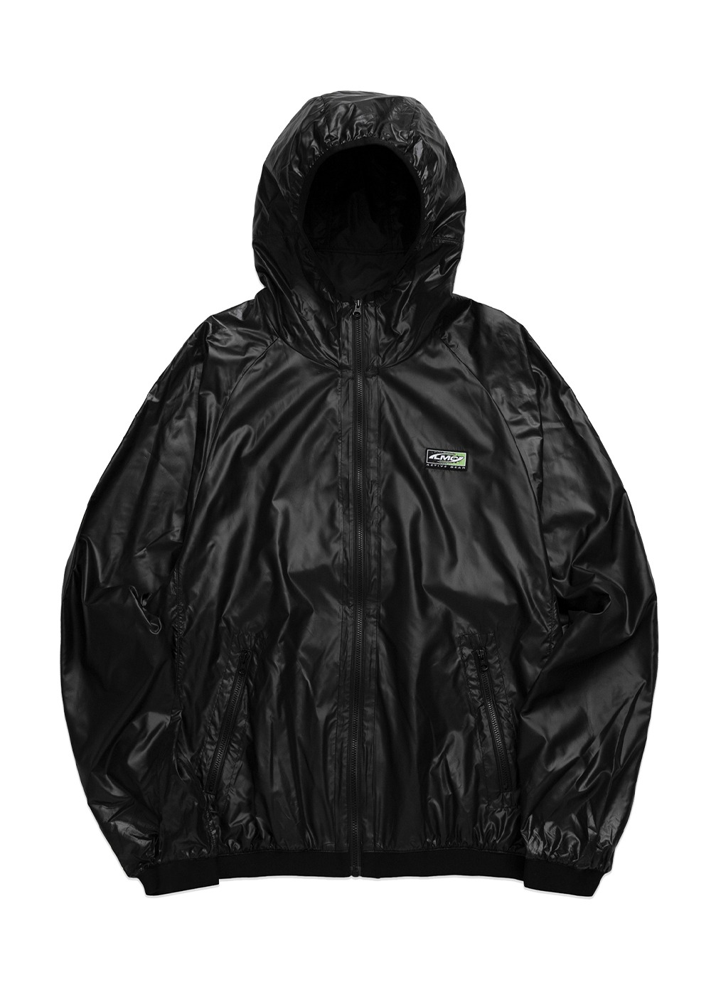 LMC GEAR PACKABLE LIGHTWEIGHT JACKET black